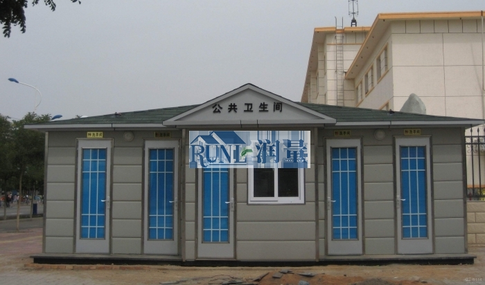 移动厕所和清洁措施的优点