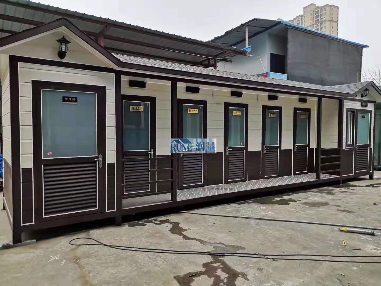 青岛高科技工业区公共环卫厕所厂家