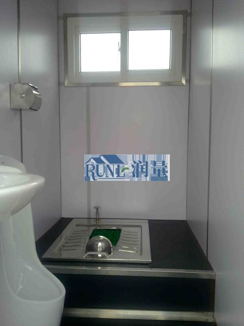 青岛高科技工业区公共环卫厕所定制