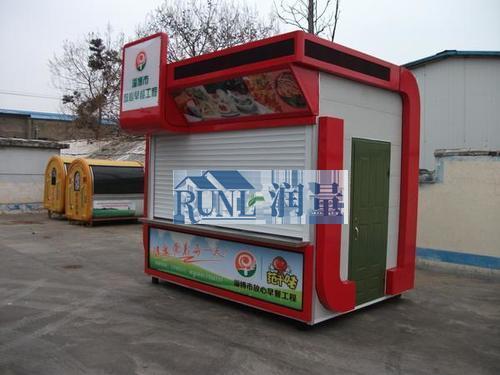 贵州遵义景区商业街售货亭厂家