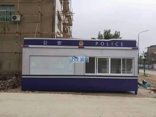 江西抚州一中公安警务站