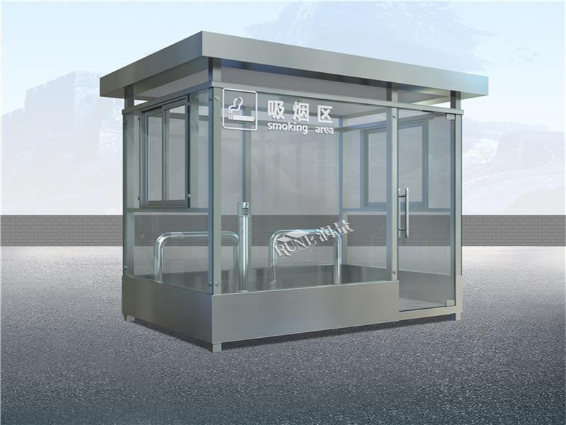 高新开发区户外吸烟亭