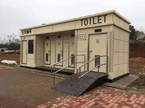 度假区环保厕所