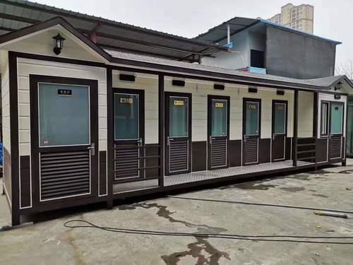 集散中心公共场所移动厕所