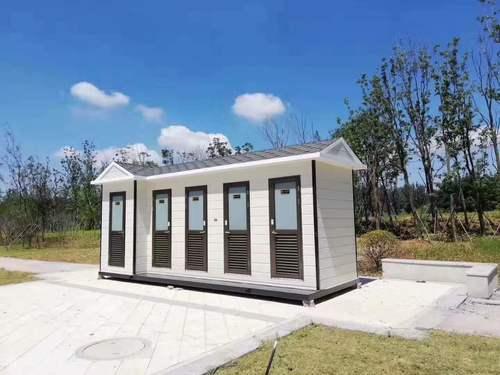 旅游景点公共厕所