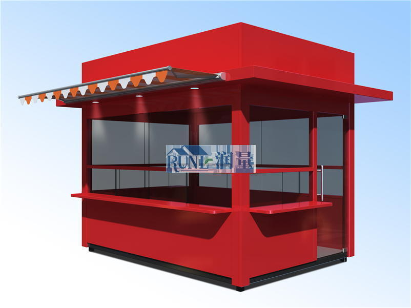 宁河运河美食街来了,售货亭里的各种美食,成了网红打卡地!