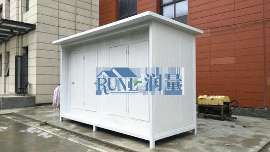 免水冲生态移动厕所厂家
